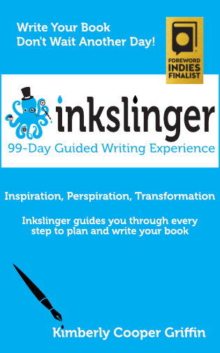 Inkslinger 99-Day Guided Writing Experience